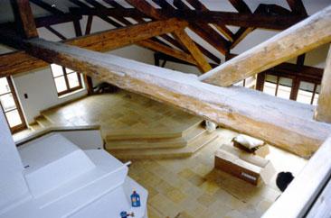 speicher eines gutshofs m nchen unterhaching 1850 christof seiffert altbaurestaurierung. Black Bedroom Furniture Sets. Home Design Ideas